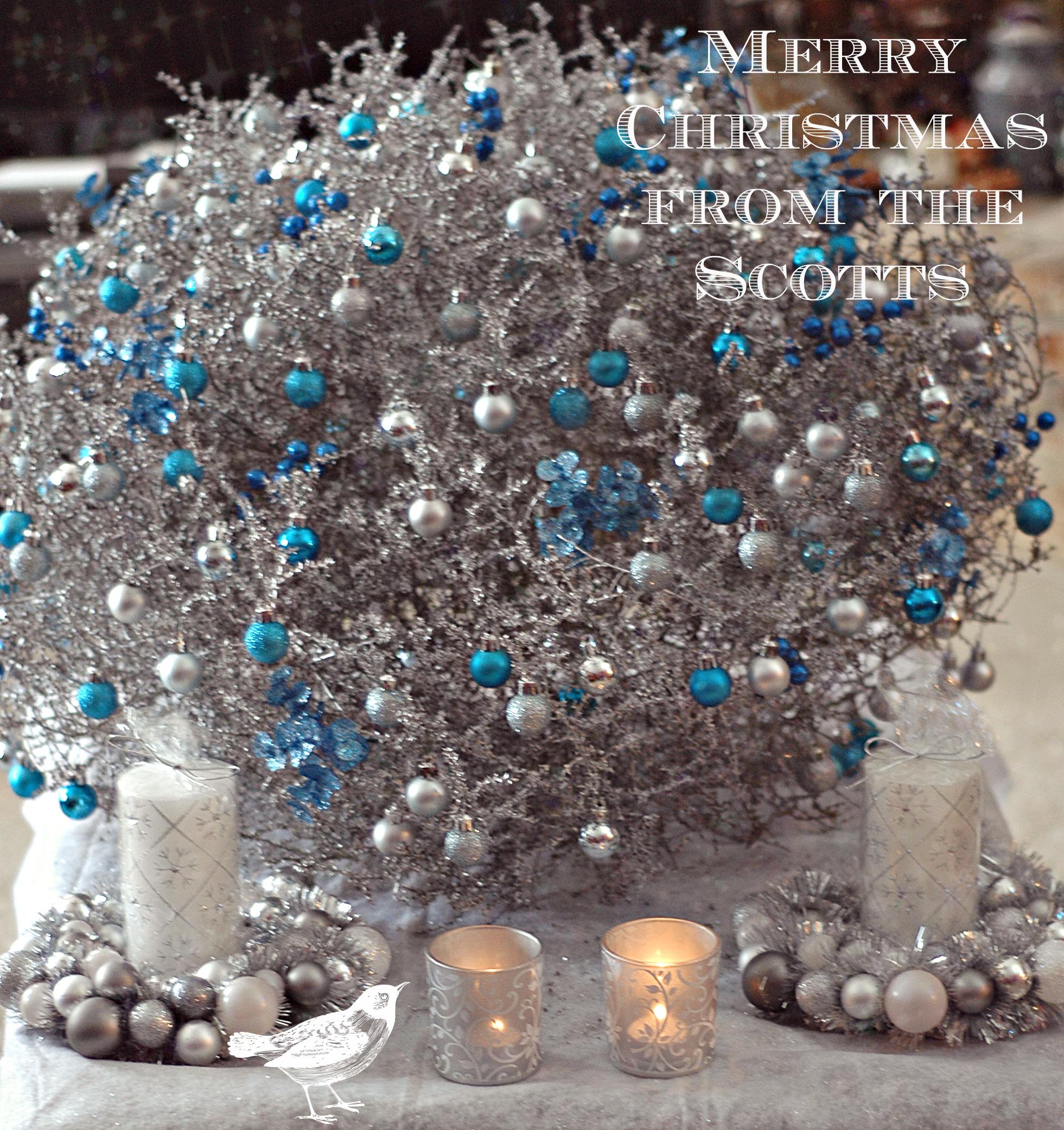 The Texas Tumbleweed Christmas Tree | The Spicy Texan