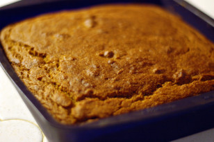 Pumpkin Orange Cornbread